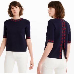 ✨NWT✨Club Monaco Vimala Jacquard Sweater